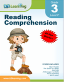 Reading Comprehension Workbooks for Grade 3