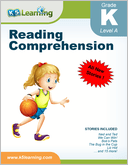 Reading Comprehension Workbooks for Kindergarten