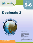 Decimals Workbook