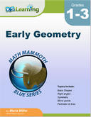 Introduction to Geometry Workbook