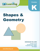 Shapes and Geometry Workbook for Preschool and Kindergarten