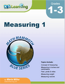 Measurment Workbook for Grades 1-3