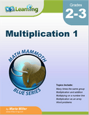 Introduction to Multiplication Workbook