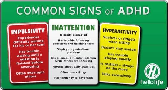 ADHD Comorbidity
