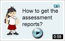 Video tutorial: How to get the assessment reports