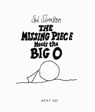 shel silverstein the missing piece - 500×500