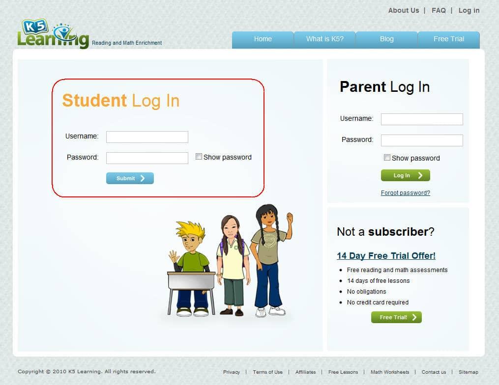 Ku Student Homepage