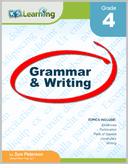 Grade 4 Grammar & Writing Workbook - download and print