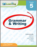 Grade 5 Grammar & Writing Workbook - download and print