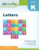 Printing and Tracing Letters Workbooks- download and print
