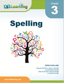 Grade 3 Spelling Workbook - download and print