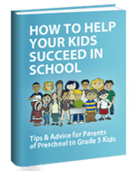 Free Book: How to Help Your Kids Succeed in School