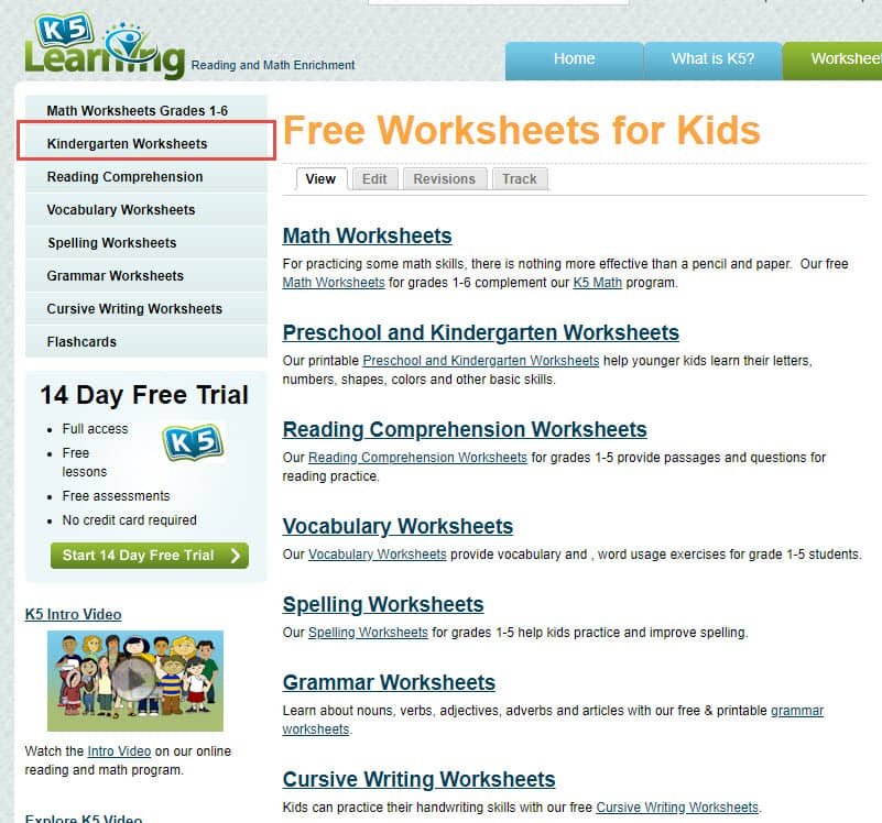 Blog | Online reading and math for kids | K5 Learning