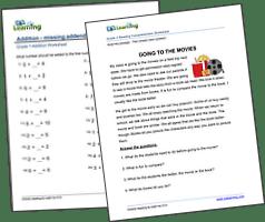 Free Worksheets for Kids-preschool, kindergarten and ...