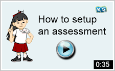Video tour: How to setup an assessment