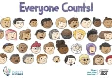 Everyone Counts Activity Book